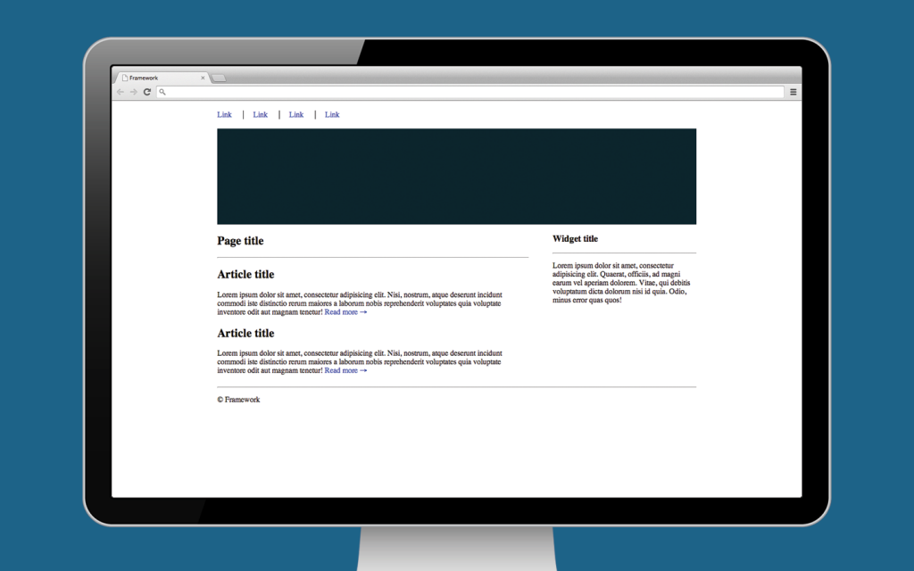 Building a Simple Website